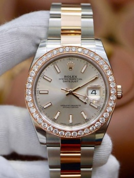 Rolex Datejust 41mm 126331 Tia Hồng New 100% 2018