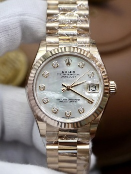 Rolex Datejust 278275 White Mother Of Pearl New 100% Fullset 2020
