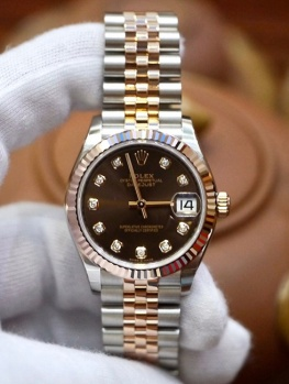 Rolex Datejust 31mm 278271 Chocolate New 100% Fullset 2019
