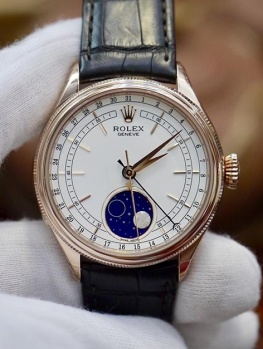 Rolex Cellini MoonPhase 50535 New 100% Fullbox 2019