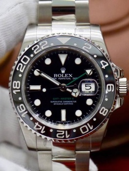 Rolex GMT Master II 116710LN New 100% Fullbox 2018
