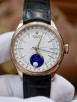 Rolex Cellini MoonPhase 50535 New 100% Fullbox 2018