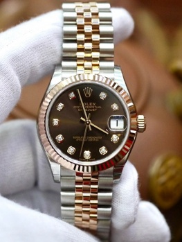 Rolex Datejust 31mm 278271 Chocolate New 100% Fullset 2020