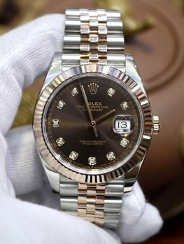 Rolex Day-Date Special Edition 18948 Xà Cừ Tím New 98%