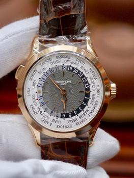 Patek Philippe Complications World Time 5230R-001 New 100% Fullbox 2018