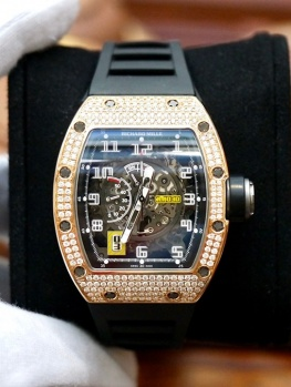 Richard Mille RM030 Diamonds Option New 98% Fullset 2017