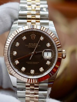 Rolex Datejust 41mm 126331 Nâu Chocolate New 100% Fullbox 2019