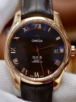 Omega De Ville Co-Axial Chronometer New 100% Fullbox 2017