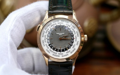 Patek Philippe Complications World Time 5230R-001 New 99% Fullset 2020