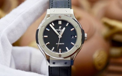 Hublot Classic Fusion Titanium 38mm New 100% Fullbox 2018