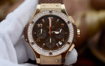Hublot Bigbang Cappuccino Rose Gold New 100% Fullbox 2019