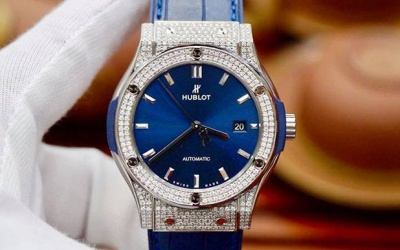 Hublot Classic Fusion Diamond Option New 100% Fullbox 2017