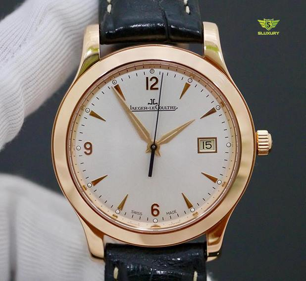Jaeger LeCoultre Master Control 147.2.37.S New 98%
