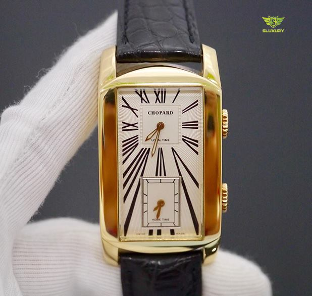 Chopard Dual Time 2274 New 98%