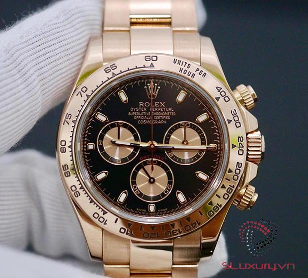Rolex Daytona 116505 Rose Gold New 98%