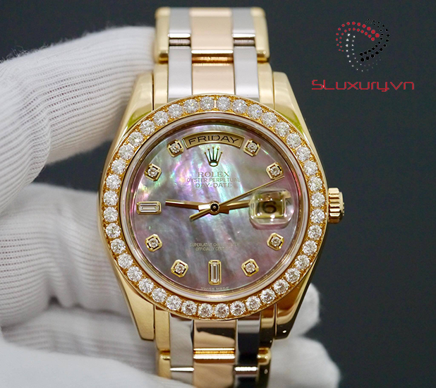 Rolex Day-Date Special Edition 18948 New 98% 2009
