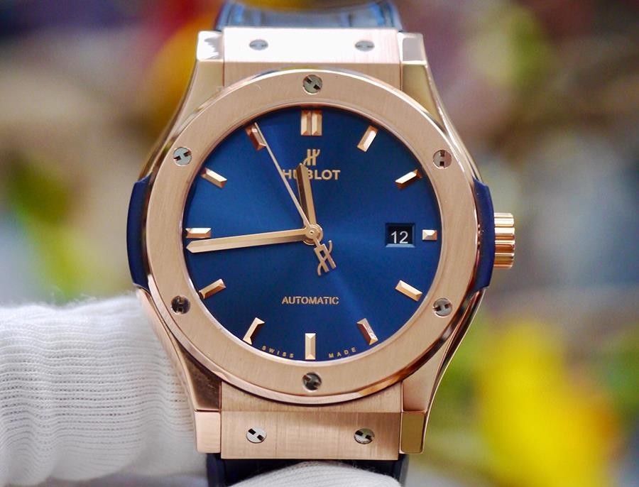 Hublot Classic Fusion King Gold...