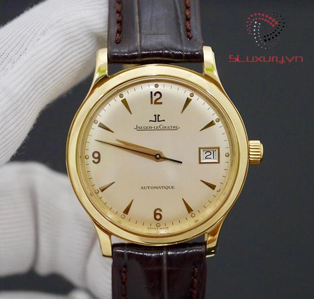 Jaeger LeCoultre Master Control 1000 Hours (140.1.89) New 98%