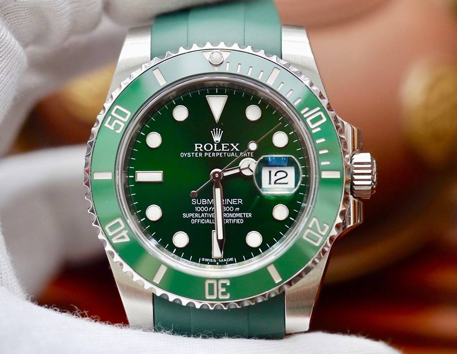 Rolex Submariner Date 116610LV New 99% Fullbox 2016