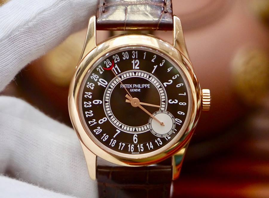 Patek Philippe Calatrava 6000R-001 New 98% Fullbox 2015