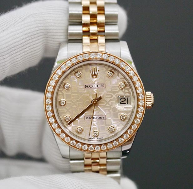 Rolex Lady Datejust 178271 Mặt...
