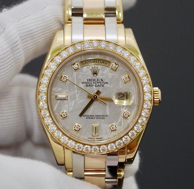 Rolex Day-Date Special Edition...